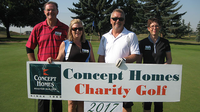 Concept Homes Golf Tournament