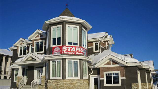STARS Lottery Home
