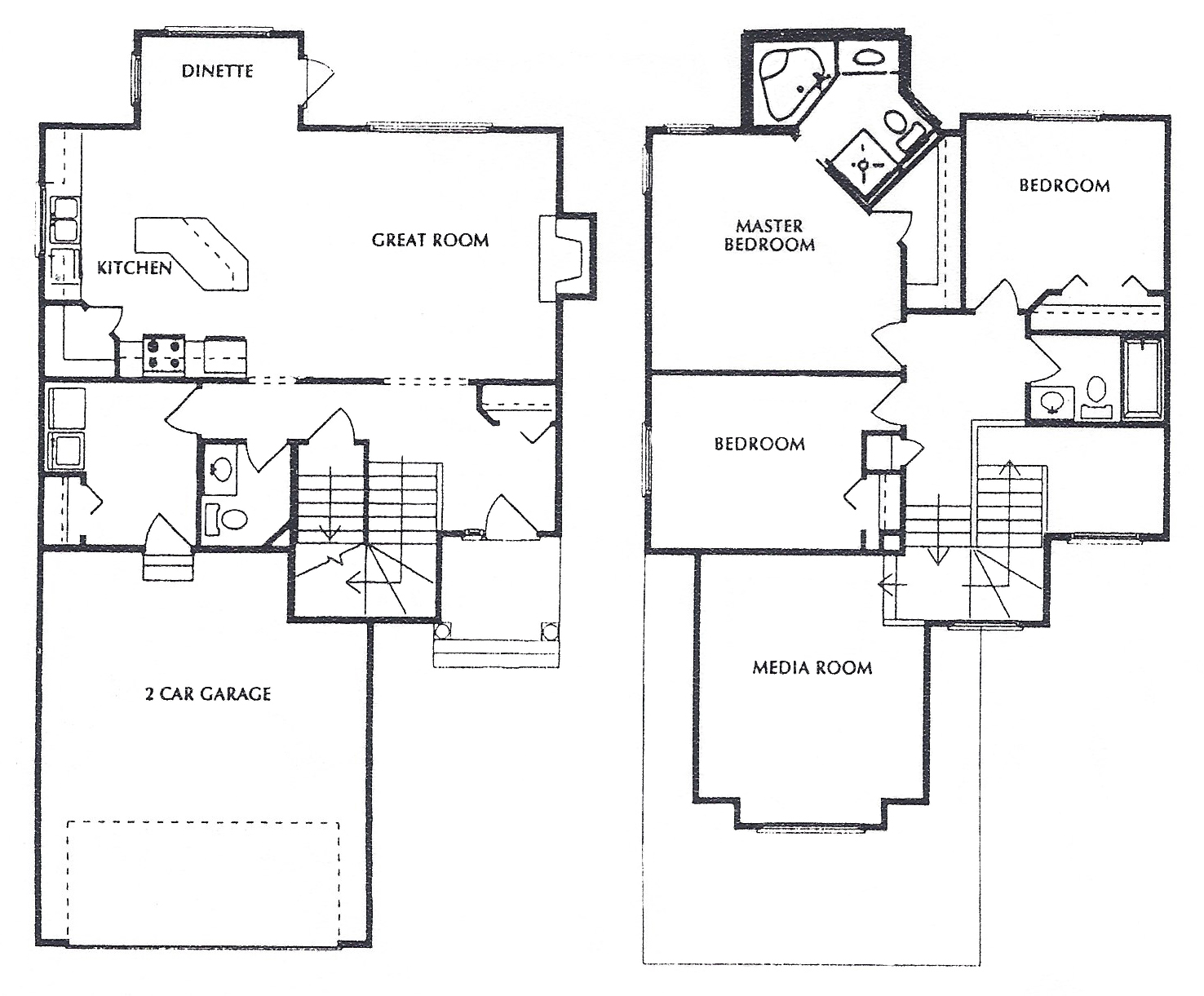 The Viscount Floor Plan