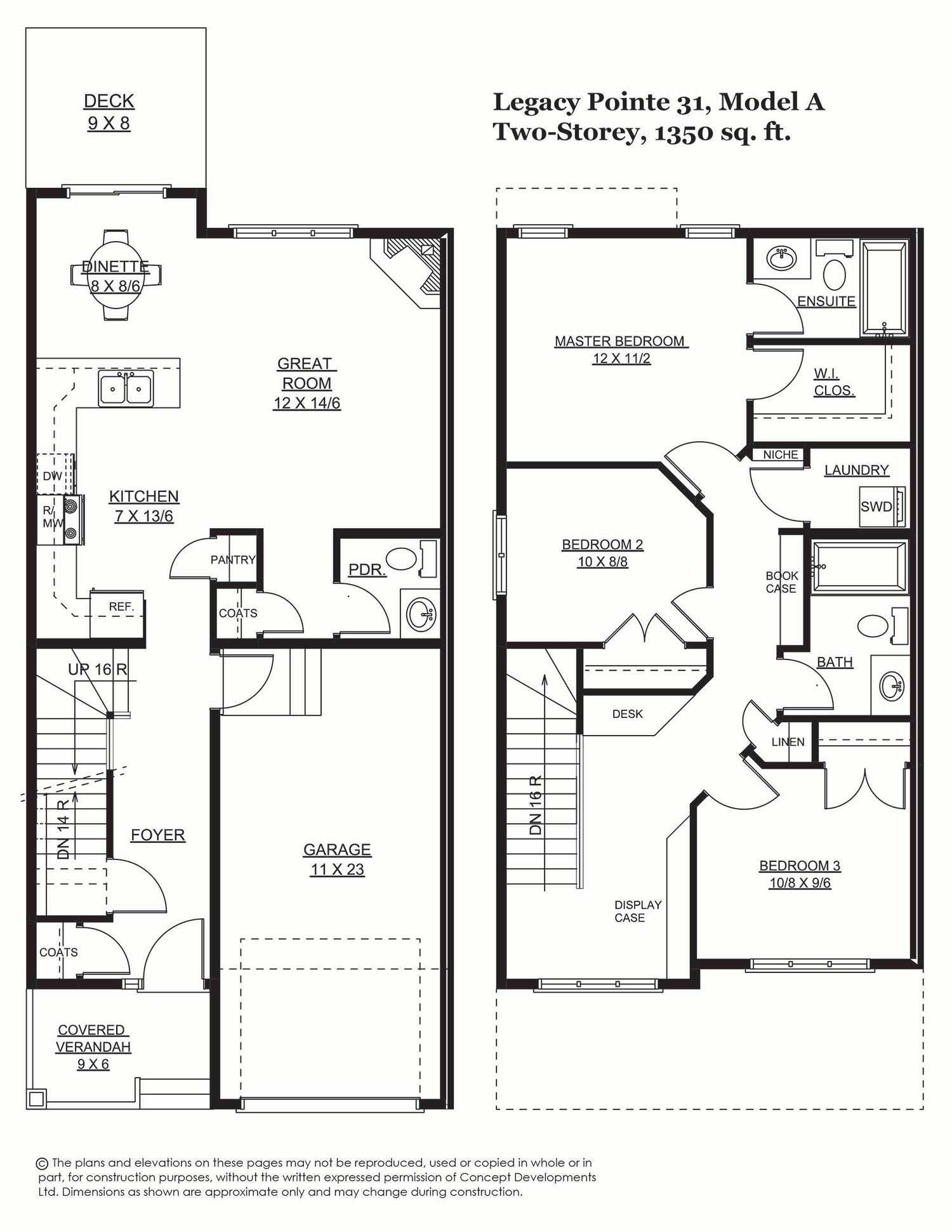 Legacy Pointe 32, 1394 sq. ft.