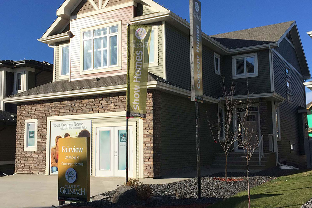 Village at Griesbach Showhome